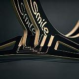 Universal-Fahrradständer für MTB/Fat/Road – Smile (schwarz)