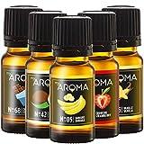 myAROMA | Set mit rein natürlichem Aroma für Sportler - Perfekt zum selbst mischen (5x 10ml) | Zuckerfrei & ohne Süßung