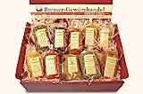 Genuss-Box Geschenksets Gewürze, Mischen Possible 1, Super Erstauststattung, 10-teilig - Bremer Gewürzhandel